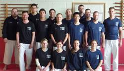 UK Aikido Team